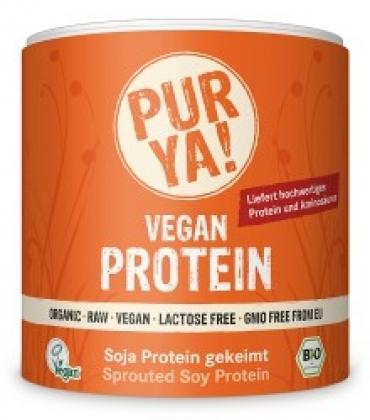 Proteina din soia germinata
