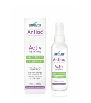 Spray Antiac fata si corp pt