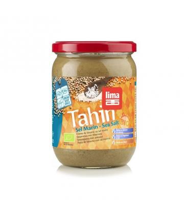 Tahini integral cu sare de mare