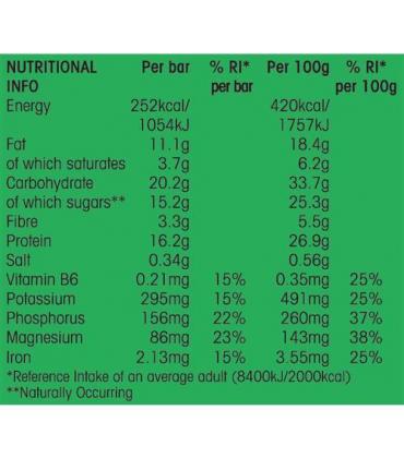 Valori nutritionale baton proteic