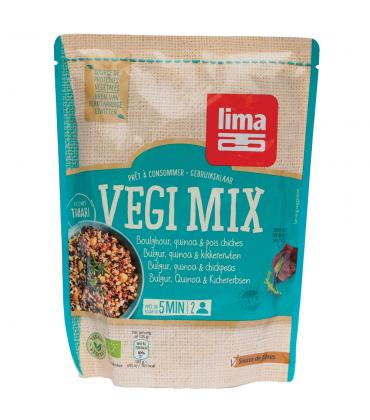 Vegi mix bulgur quinoa si naut bio 250g