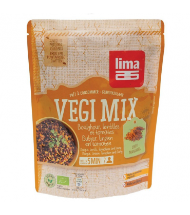 Vegi mix curry