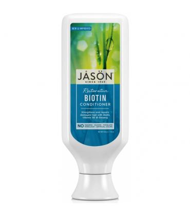 Balsam de par Biotin pt intarire fire despicate 454 ml