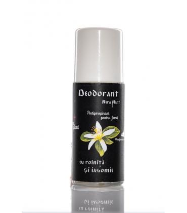 Deodorant Nera Plant cu roiniță și iasomie 50ml