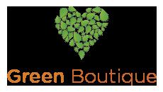 GreenBoutique Shop Logo